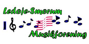 Ledøje-Smørum Musikforening logo